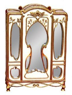 Shop Art Nouveau Jewelry Armoire   Ships Immediately  at the  Home D�cor Store