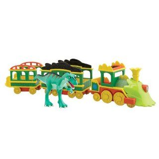 Dinosaur Train   Collectible Dinosaur Train With Lights And Sounds Toys & Games
