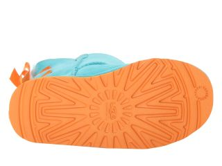 Ugg Kids Bailey Bow Little Kid Big Kid Blue Curacao Marigold
