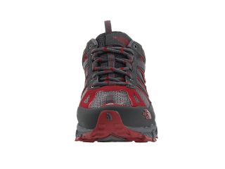The North Face Ultra 50 Gtx Xcr Dark Shadow Grey Biking Red