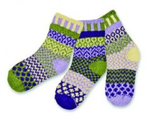 Solmate Lovingly Mismatched Kid/Youth Cotton Socks Casual Socks