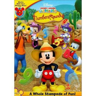 Mickey Mouse Clubhouse Mickeys Numbers Roundup