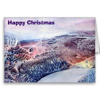Peace, Happy Christmas Greeting Card