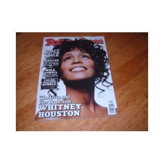 Rolling Stone Magazine (March 15, 2012) Whitney Houston Cover Jann Wenner Books