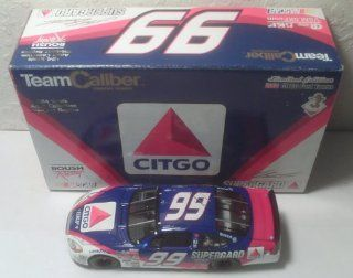 Team Caliber Nascar 2001 Citgo Ford Taurus 124 Scale Die Cast #99 Jeff Burton Limited Edition Toys & Games