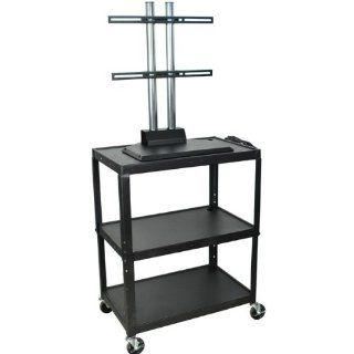 Extra Large Flat Panel TV Cart Electronics