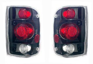 FORD RANGER 98 01 TAIL LIGHT G2 BLACK NEW Automotive