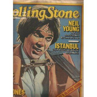 Rolling Stone Magazine February 8, 1979 Issue #284 Neil Young cover Jann Wenner Books