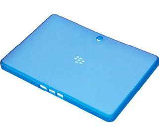 Research in Motion Sky Blue Translucent Gel Skin for BlackBerry PlayBook Tablet (ACC 39316 303) Electronics