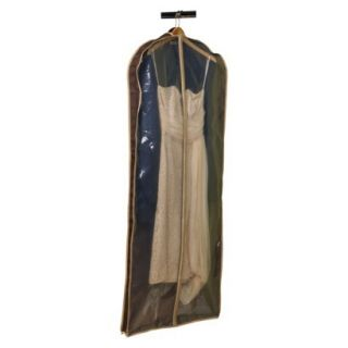 Household Essentials Dress/Suit Protector Brown/
