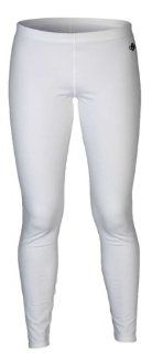 Hot Chillys Womens Silk Bottoms White S Sports & Outdoors