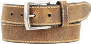 Allen Edmonds Men's Cottonwood Belt, Tan, 36 at  Men�s Clothing store Apparel Belts