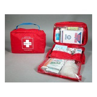 Carry All First Aid Kit Red (case only) Health & Personal Care