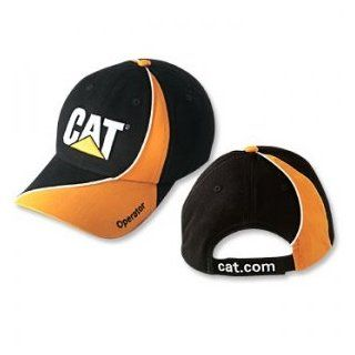 Caterpillar CAT Adjustable Operator Cap Sports & Outdoors