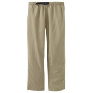 Men's Anywhere Pants Khaki XXL Long at  Men�s Clothing store
