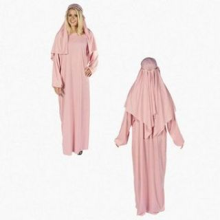 Adult Nativity Pink Robe & Hat   Vacation Bible School & Costumes & Accessories Adult Sized Costumes Clothing
