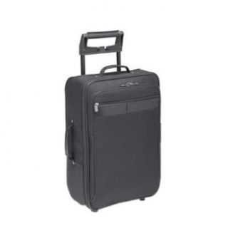 Hartmann 502 3170 Intensity 20 Inch Carry on Mobile Traveler with Garment Sleeve, Black Clothing