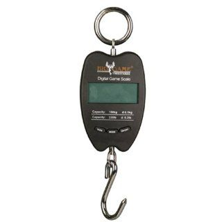 Big Game GSD330 330Lb Digital Scale  Hunting And Shooting Equipment  Sports & Outdoors