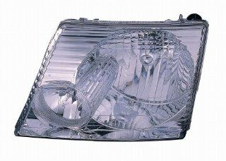 Depo 330 1113L AS Ford Explorer Driver Side Replacement Headlight Assembly Automotive
