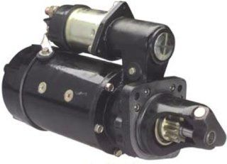 NEW 24V 12T CW STARTER MOTOR CATERPILLAR MARINE INDUSTRIAL ENGINE 3114 3116 3176 Automotive