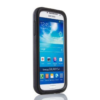 KPI 2 in 1 Hybrid TPU Plastic Heavy Duty Armor Case with Stand For Samsung Galaxy S4 SIV I9500 / I9505 / SGH i337 (Black) Health & Personal Care