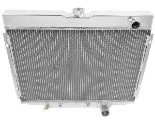 Champion CoolIng Systems, CC338, 3 Row All Aluminum Replacement Radiator for Ford Mustang Automotive