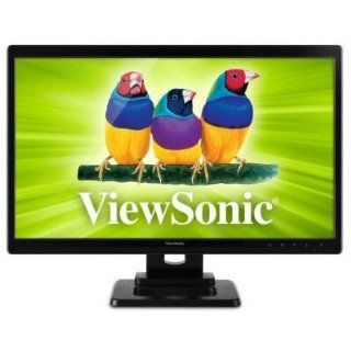 Viewsonic TD2420 24 LED Touchscreen Monitor 5ms 1920x1080 10001 200 Nit Speaker DVI/HDMI/VGA Speaker Computers & Accessories