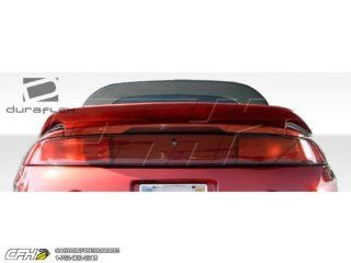 1995 1999 Mitsubishi Eclipse Eagle Talon Duraflex Millenium Wide Body Wing Trunk Lid Spoiler   1 Piece Automotive