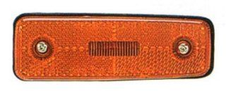 1982 83 TOYOTA TOYOTA PICKUP SIDE MARKER LIGHT IN SIDE OF FENDER, DRIVER SIDE Automotive