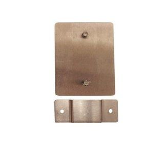 VuQube MB350 Tailgater Satellite Cab Mount Plate for Semi Trucks & RV's Electronics