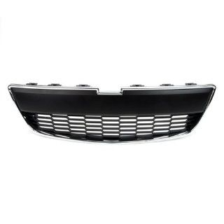 CarPartsDepot 363 15202 Front Bumper Grille GM1036139 Lower Honeycomb Grid Chrome Trim GM1036139 95227395 Automotive