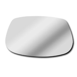 CarPartsDepot, Flat Mirror Side Glass New Replacement Driver/Passenger Side LHRH, 369 2115 GM1323118 Automotive