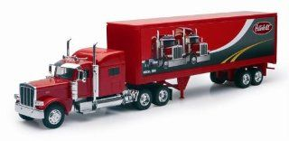Peterbilt 389 Dry Van Trailer  132 scale Toys & Games