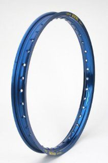 "Excel FDD406 Takasago Dark Blue 18"" Aluminum Rear Rim with 36 Hole Automotive"
