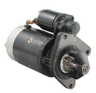 New IS1158 Iskra Starter for Case Loader, Ford and New Holland Farm Tractor 2000 2600 3000 3600 3610 3900 3910 4000 4140 4200 4330 4340 4400 4410 4500 5600 Automotive