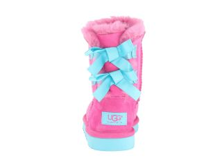 Ugg Kids Bailey Bow Little Kid Big Kid Princess Pink Blue Curacao