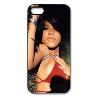 EVA Aaliyah iPhone 5 Case,Snap On Protector Hard Cover for iPhone 5 Cell Phones & Accessories