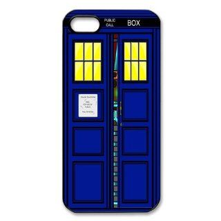 Mystic Zone Dr Who iPhone 5 Case for iPhone 5 Cover Hot Film Theme Fits Case WSQ0591 Cell Phones & Accessories