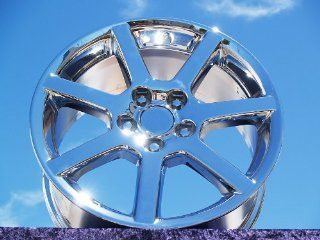 Lexus GS430 Set of 4 genuine factory 17inch chrome wheels Automotive
