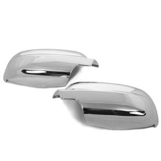 Chrome Side Door Mirror Cover Trims Moulding for 98 04 Volkswagen Jetta Bora Golf Polo Mark 4 99 04 VW Passat B5 Brand NEW On Sale 1998 1999 2000 2001 2002 2003 2004 Automotive