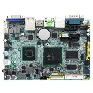 "Axiomtek CAPA801VGGA N455 SBC 3.5"" Single Board Computer Intel Atom N455 1.66GHz ICH8M Computers & Accessories"