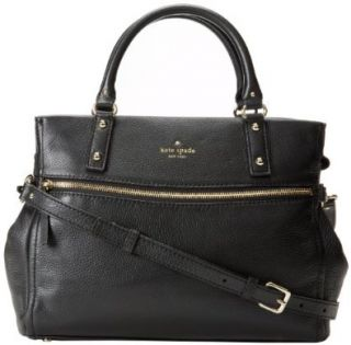 kate spade new york Cobble Hill Little Murphy PXRU4492 Shoulder Bag,Black,One Size Shoes