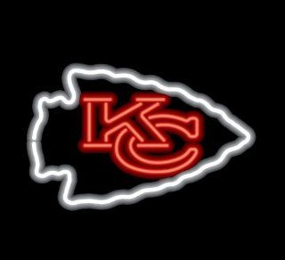 Kansas City Chiefs NFL Team Neon Sign