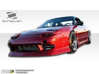 1989 1994 Nissan 240SX HB Duraflex Type U Body Kit   4 Piece   Includes Type U Front Bumper Cover (103547)Type U Rear Bumper Cover (103549) Type U Side Skirts Rocker Panels (103548) Automotive