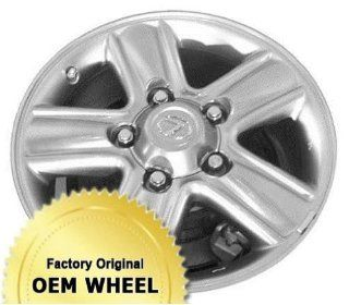 LEXUS LX470 18X8 5 SPOKE Factory Oem Wheel Rim  HYPER SILVER   Remanufactured Automotive