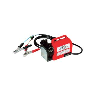 Fill-Rite Diesel Fuel Transfer Pump — 12 Volt, 10 GPM, Model# FR1612  DC Powered Fuel Pumps