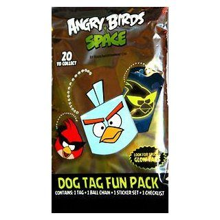 Angry Birds Space Dog Tag Fun Pack Toys & Games