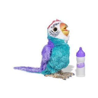 Fur Real Friends Collectible Bird   Blue/Violet Toys & Games