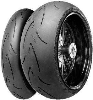 Continental Conti Race Attack Custom Tire   Front   120/70VB 21 , Position Front, Tire Size 120/70 21, Rim Size 21, Load Rating 62, Speed Rating V, Tire Type Street, Tire Application Race, Tire Construction Radial 02400470000 Automotive