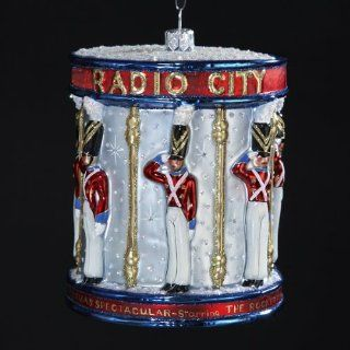 NYC ROCKETTES Toy Soldier Polonaise Christmas Ornament   Christmas Ball Ornaments